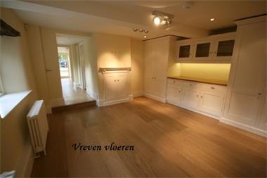 Frans eiken vloeren voor een complete keuken kopen complete keukens