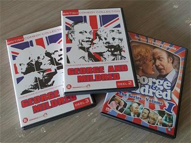 Grote foto george and mildred seizoen 1 2 en 3 cd en dvd komedie