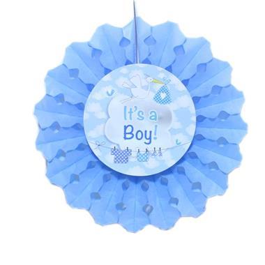 Grote foto geboortevlag versiering ballen en ballonnen kinderen en baby overige babyartikelen