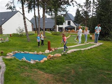 Grote foto bungalow voor 6 pers in luxemburg met zwembad vakantie belgi