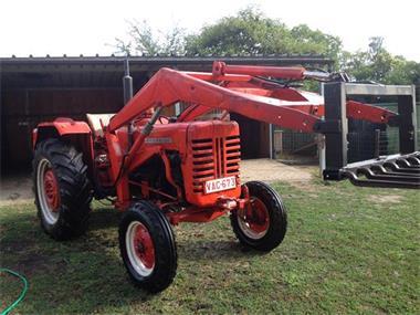 Grote foto tractor mc cormick d436 hobby en vrije tijd auto en voertuigen