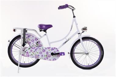 Grote foto altec zoey 20 inch paars omafiets fietsen en brommers algemeen