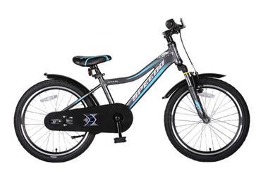 Grote foto speedo 20 inch jongensfiets alu frame mat grey fietsen en brommers kinderfietsen