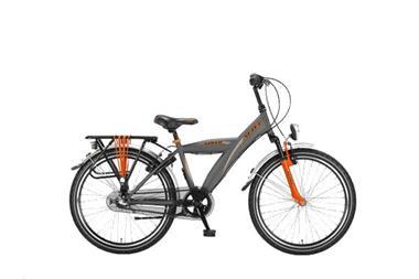 Grote foto altec speed 24 inch dark orange jongensfiets n 3 fietsen en brommers kinderfietsen