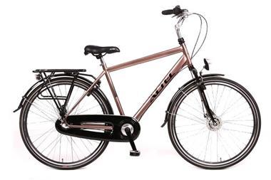 Grote foto altec walesa 28 inch herenfiets 61cm vision bruin fietsen en brommers herenfietsen