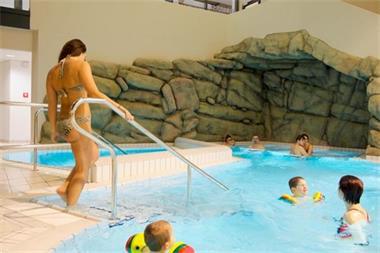 Grote foto bungalow voor 8 pers in luxemburg zwembad vakantie belgi