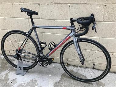 Grote foto cannondale supersix evo carbon sram sport en fitness fietsen en wielrennen