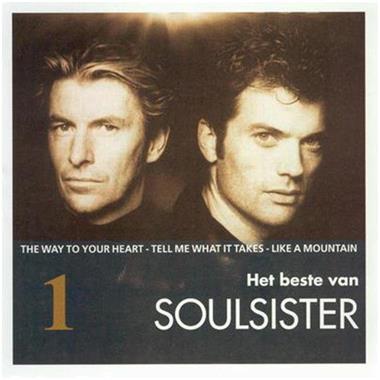 Grote foto soulsister het beste van soulsister cd en dvd pop