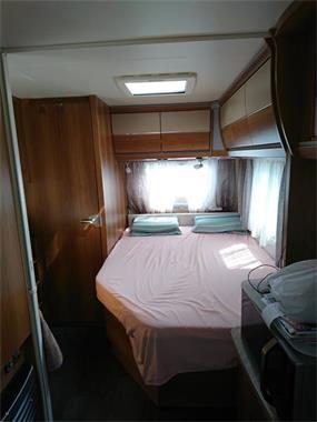 Grote foto dethleffs beduin 500 fr caravans en kamperen caravans