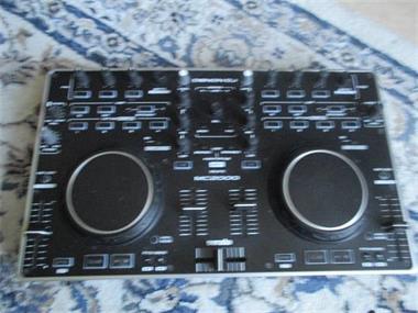 Grote foto dj console denon mc2000 muziek en instrumenten dj sets en draaitafels