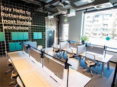Grote foto kantoorruimte huren aan willem ruyslaan 225 in rotterdam huizen en kamers bedrijfspanden