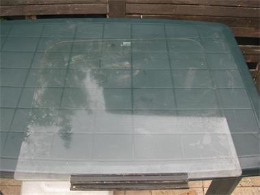 Grote foto r voordeurraam master t35d auto onderdelen ruiten en toebehoren