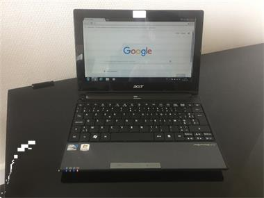 Grote foto portable acer one noir computers en software mini laptops en netbooks