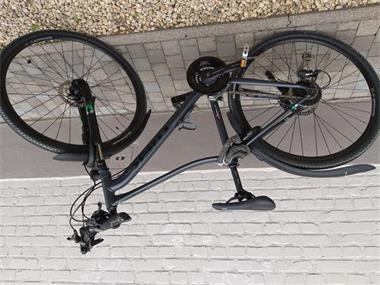 Grote foto trekneko dames 3 graphit grey fietsen en brommers damesfietsen