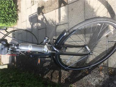 Grote foto elektrische fiets met middenmotor fietsen en brommers elektrische fietsen