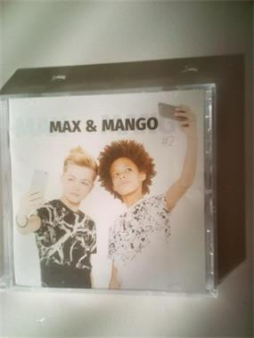 Grote foto max mango 2 cd en dvd pop