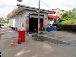 Grote foto tunnelcar wash regio aalst bedrijfspanden bedrijfsruimte te koop