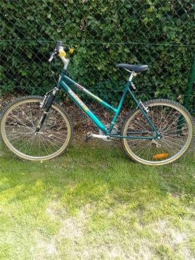 Grote foto mountainbike fietsen en brommers sportfietsen