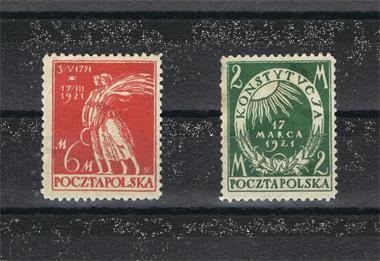 Grote foto polen20 postzegels en munten overig