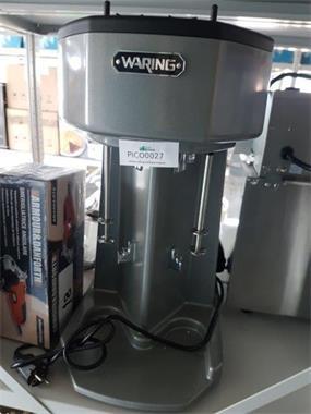 Grote foto nieuwe milkshaker dubbel waring zakelijke goederen keukenapparatuur