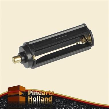 Grote foto aaa batterijen cilinder adapter voor zaklampen caravans en kamperen caravan accessoires