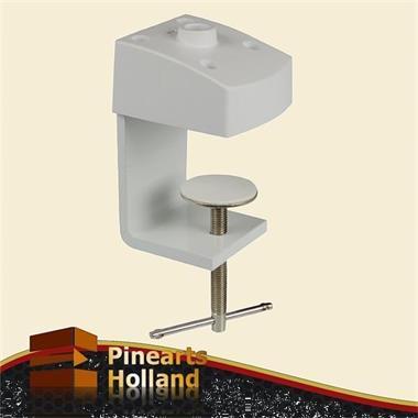 Grote foto spanklem met smalle rug voor loeplampen en werklampen witgoed en apparatuur onderdelen en toebehoren
