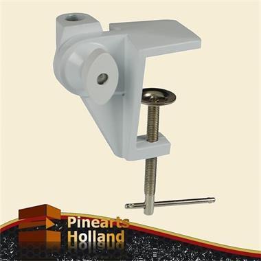 Grote foto spanklem met scharnier voor loeplampen en werklampen witgoed en apparatuur onderdelen en toebehoren