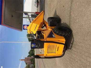 Grote foto dumper terex hd1000 doe het zelf en verbouw kruiwagens en transportwagens