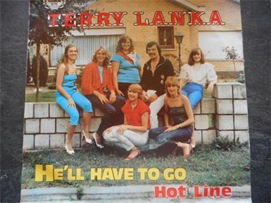 Grote foto singel terry lanka b4 doe een bod muziek en instrumenten platen elpees singles