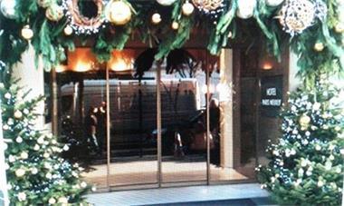 Grote foto huur een versierde kerstboom de groene boulevard diensten en vakmensen feesten