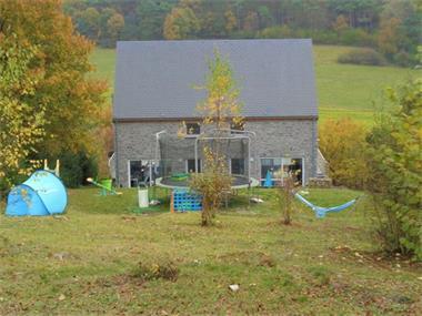 Grote foto super uitzicht prachtig huis wellnes kindvr vakantie belgi