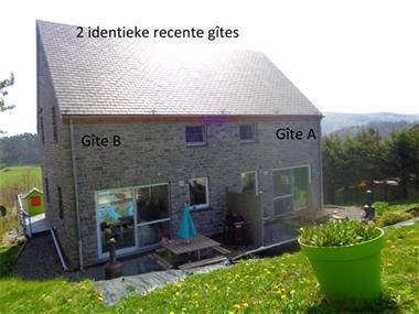 Grote foto super vakantiehuis met prachtig uitzicht 2 9p vakantie belgi