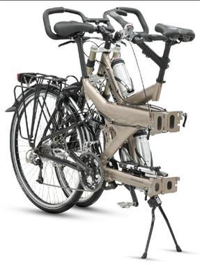 Grote foto vouwtandem twin traveller koga miyata fietsen en brommers tandems
