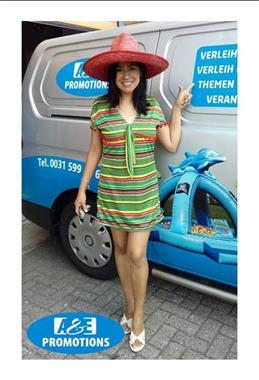 Grote foto verhuur mexicano loco sombrero verkoop diensten en vakmensen entertainment