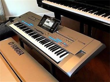 Grote foto yamaha tyros 5 76 keys keyboard synthesizer muziek en instrumenten piano en vleugels