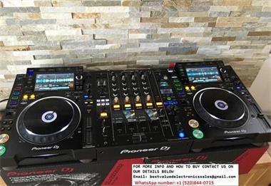 Grote foto 2x pioneer cdj 2000 nexus 1x djm 900 nexus muziek en instrumenten dj sets en draaitafels