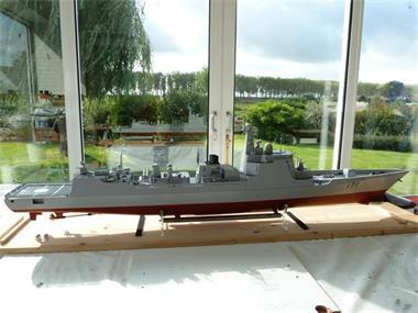 Grote foto ddg 171 haikou rc hobby en vrije tijd boten en schepen