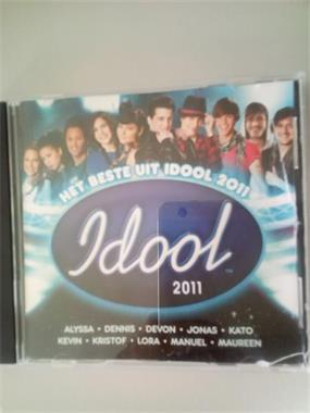 Grote foto idool 2011 cd en dvd pop
