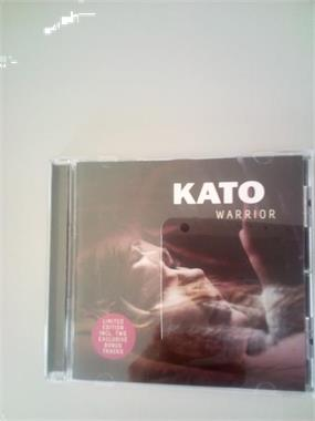 Grote foto kato warrior cd en dvd pop