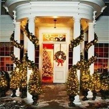 Grote foto geleverde kerstbomen afbeeldingen kerstversiering diensten en vakmensen entertainment