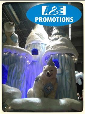Grote foto ijstroon verhuur oostende ijsmuur gent huren diensten en vakmensen marketing en reclame
