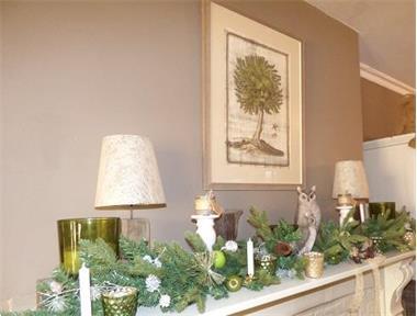 Grote foto mooi versierde huur kerstbomen afbeeldingen diensten en vakmensen themafeestjes