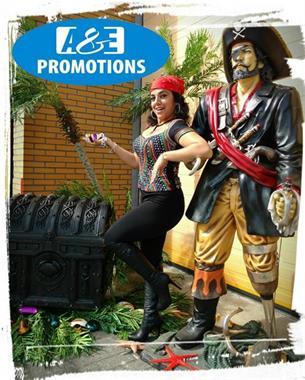 Grote foto piraten figuren huren schatkist gent brugge diensten en vakmensen themafeestjes