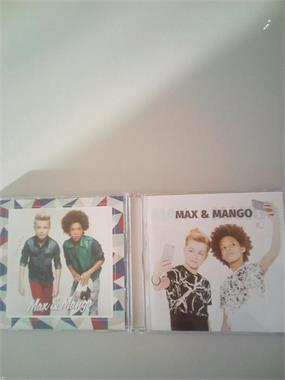 Grote foto max mango pakket cd en dvd pop