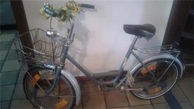 Grote foto retro vouwfiets superia plooifiets fietsen en brommers vouwfietsen