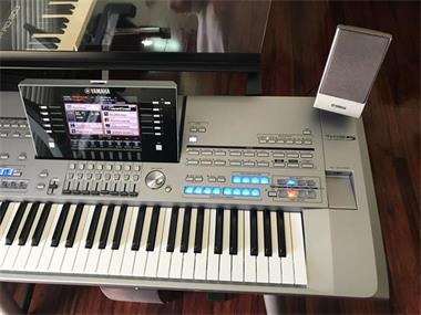 Grote foto yamaha tyros 5 muziek en instrumenten keyboards
