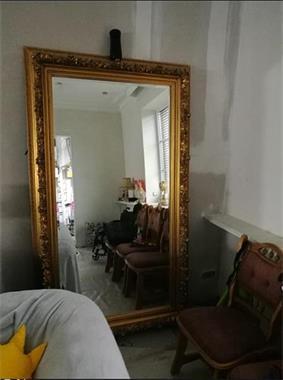 Grote foto antieke spiegel goede staat antiek en kunst spiegels