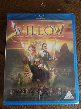 Grote foto willow blu ray cd en dvd avontuur