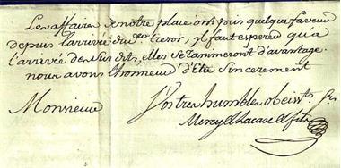 Grote foto 1784 brief van cadiz sp naar gand belgie postzegels en munten buitenland