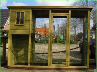 Vogelkooi In Huis : Vogelkooi te koop in montdel enclus russeignies tweedehands